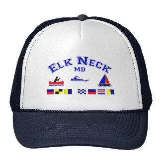 Elk Neck MD Signal Flags Cap