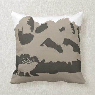 Elk Pillow