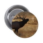 elk pinback buttons