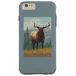Elk SceneSouth Dakota Tough iPhone 6 Plus Case