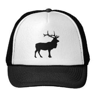 Elk Silhouette Cap