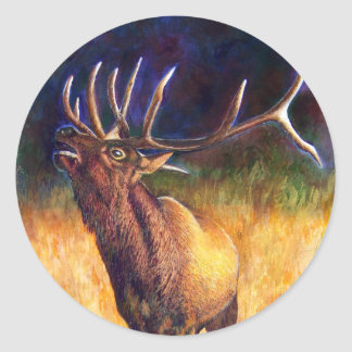 Elk, Stickers