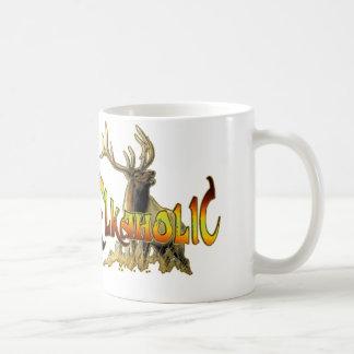 elkaholic elk gift coffee mug