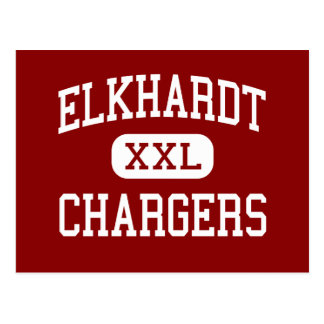 Elkhardt - Chargers - Middle - Richmond Virginia Post Cards