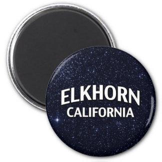 Elkhorn California Magnet