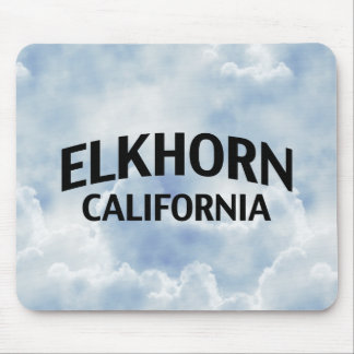 Elkhorn California Mouse Pads