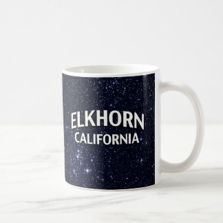 Elkhorn California Coffee Mugs