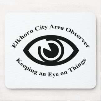 Elkhorn City Area Observer Mouse Pad