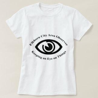 Elkhorn City Area Observer T-Shirt