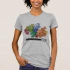 Elkhorn Coral by Carrie Schneider T-Shirt