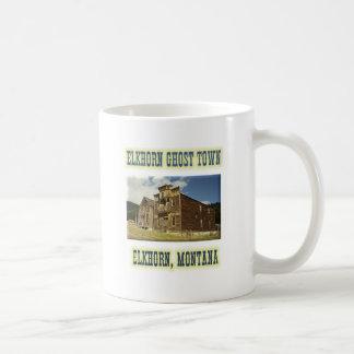 Elkhorn Ghost Town Coffee Mugs