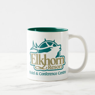 Elkhorn Mugs- Regular Size Two-Tone Mug