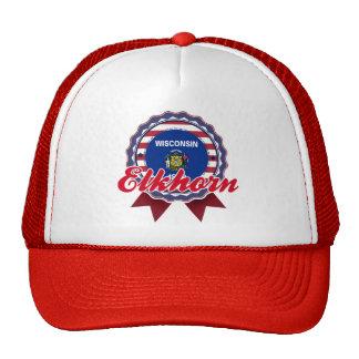 Elkhorn WI Hat
