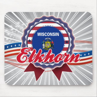 Elkhorn WI Mouse Pads