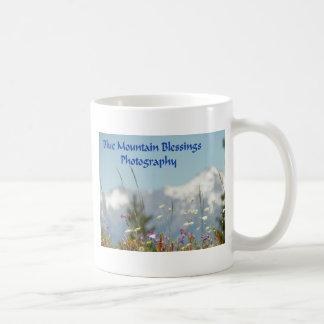 Elkhorns and Wildflowers photo mug