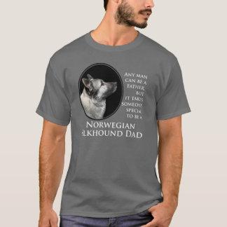 Elkhound Dad Shirt