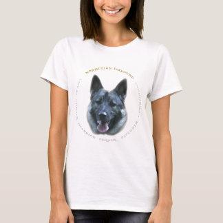 Elkhound Love T-Shirt