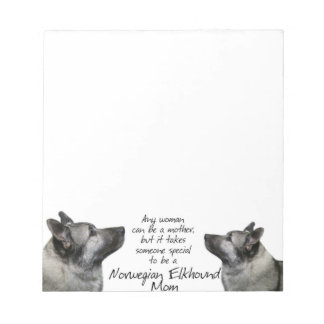 Elkhound Notepad