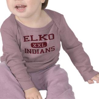 Elko - Indians - Elko High School - Elko Nevada T-shirt