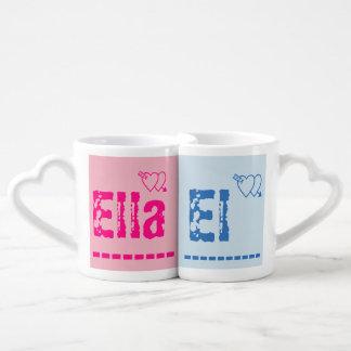 ELLA & EL twin cups