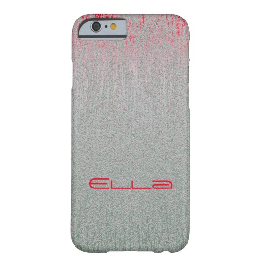 Ella Ripped style iPhone case