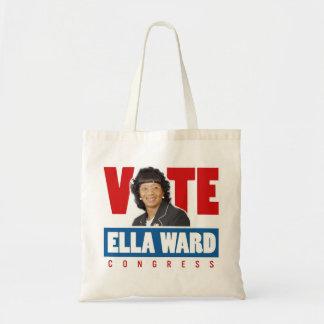 Ella Ward for Congress Victory Tote Bags