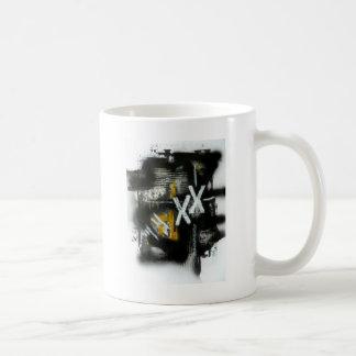 Elle-abstract-021-1620-F-Original-Abstract-Art-XX. Basic White Mug