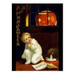 Ellen H. Clapsaddle: A Thrilling Halloween Postcards