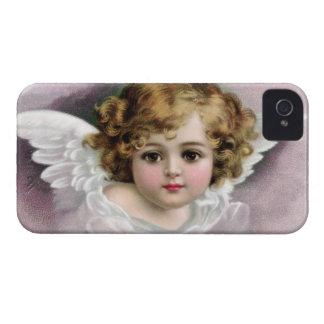 Ellen H. Clapsaddle: Charming Angel iPhone 4 Case-Mate Cases