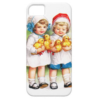 Ellen H. Clapsaddle: Children with Ducklings Barely There iPhone 5 Case