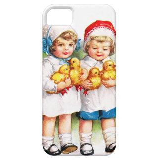 Ellen H. Clapsaddle: Children with Ducklings iPhone 5 Cases