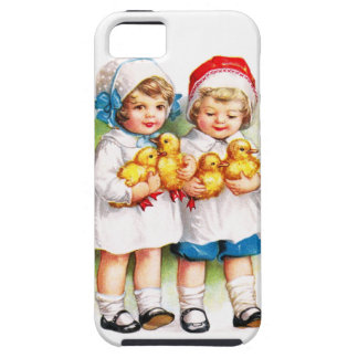 Ellen H. Clapsaddle: Children with Ducklings Case For The iPhone 5