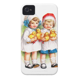 Ellen H. Clapsaddle: Children with Ducklings iPhone 4 Case