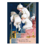 Ellen H. Clapsaddle: Christmas Toddlers Post Card