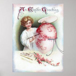 Ellen H. Clapsaddle: Easter Egg 2 Posters