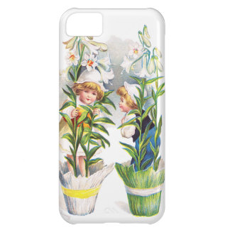 Ellen H. Clapsaddle: Easter Flower Children iPhone 5C Case