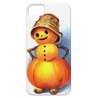 Ellen H. Clapsaddle: Funny Pumpkin Character iPhone 5 Cover