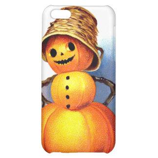 Ellen H. Clapsaddle: Funny Pumpkin Character iPhone 5C Covers