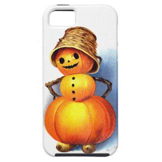 Ellen H. Clapsaddle: Funny Pumpkin Character Tough iPhone 5 Case