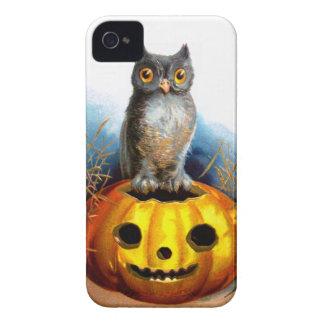 Ellen H. Clapsaddle: Halloween Owl Case-Mate iPhone 4 Case