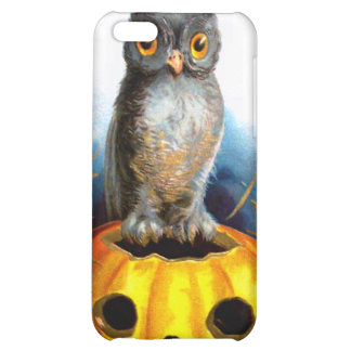 Ellen H. Clapsaddle: Halloween Owl iPhone 5C Case
