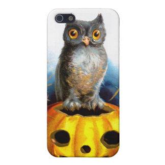 Ellen H. Clapsaddle: Halloween Owl iPhone 5 Covers