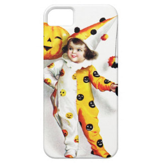 Ellen H. Clapsaddle: Little Halloween Harlequin Case For The iPhone 5