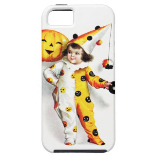 Ellen H. Clapsaddle: Little Halloween Harlequin iPhone 5 Case