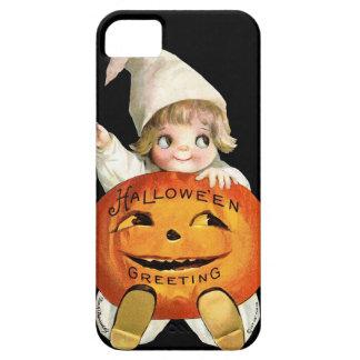 Ellen H. Clapsaddle: Little Pumpkin Boy iPhone 5 Cover
