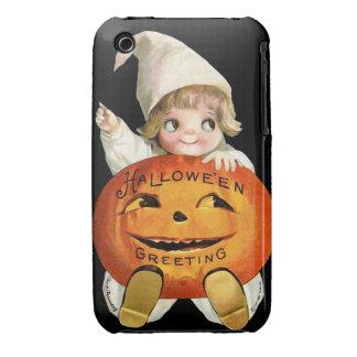 Ellen H. Clapsaddle: Little Pumpkin Boy iPhone 3 Covers