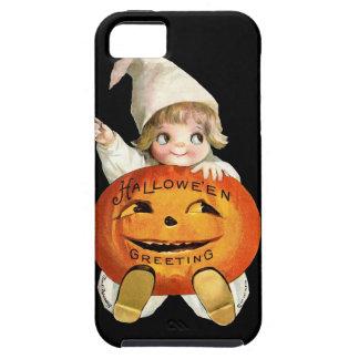 Ellen H. Clapsaddle: Little Pumpkin Boy iPhone 5 Case