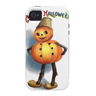 Ellen H. Clapsaddle: Pumpkin Boy Case For The iPhone 4