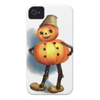 Ellen H. Clapsaddle: Pumpkin Boy Case-Mate iPhone 4 Case