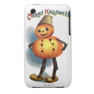 Ellen H. Clapsaddle: Pumpkin Boy iPhone 3 Case